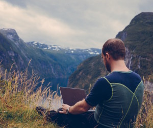Digital Nomads And The Rise Of Remote Working