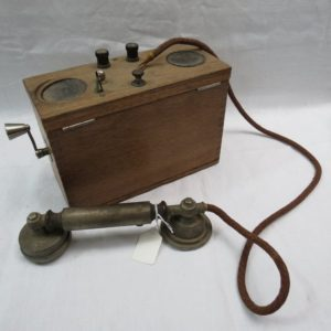 WW1 field phone - part 2