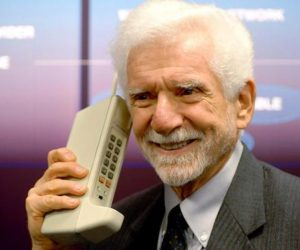 Part 5 | Martin Cooper's First Mobile Phone