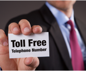 Part 6 | Toll-free Service Numbers